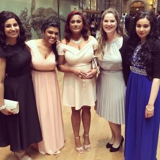 Wedding girls!